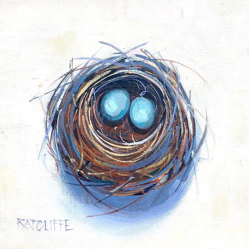 Love Nest 2 Eggs