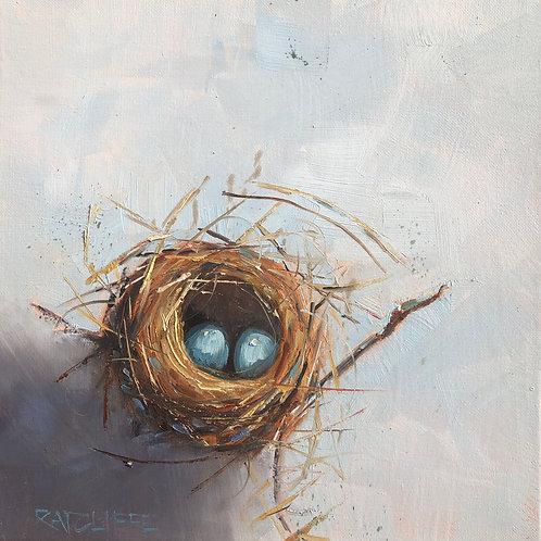 Love Nest - 2 Eggs