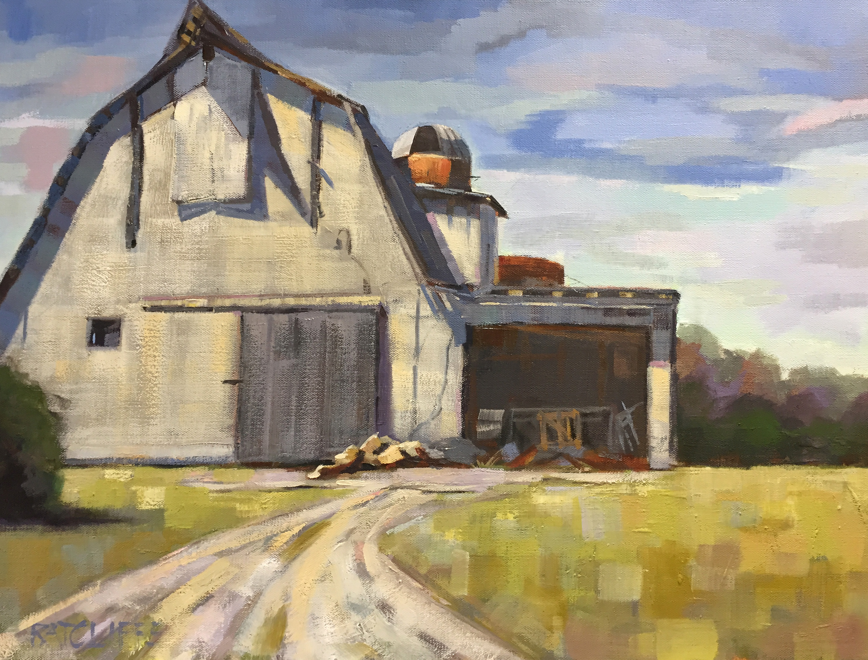 Horseshoe Barn 24x18 | $780