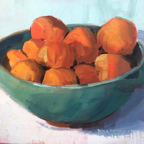 Teeming Tangerines