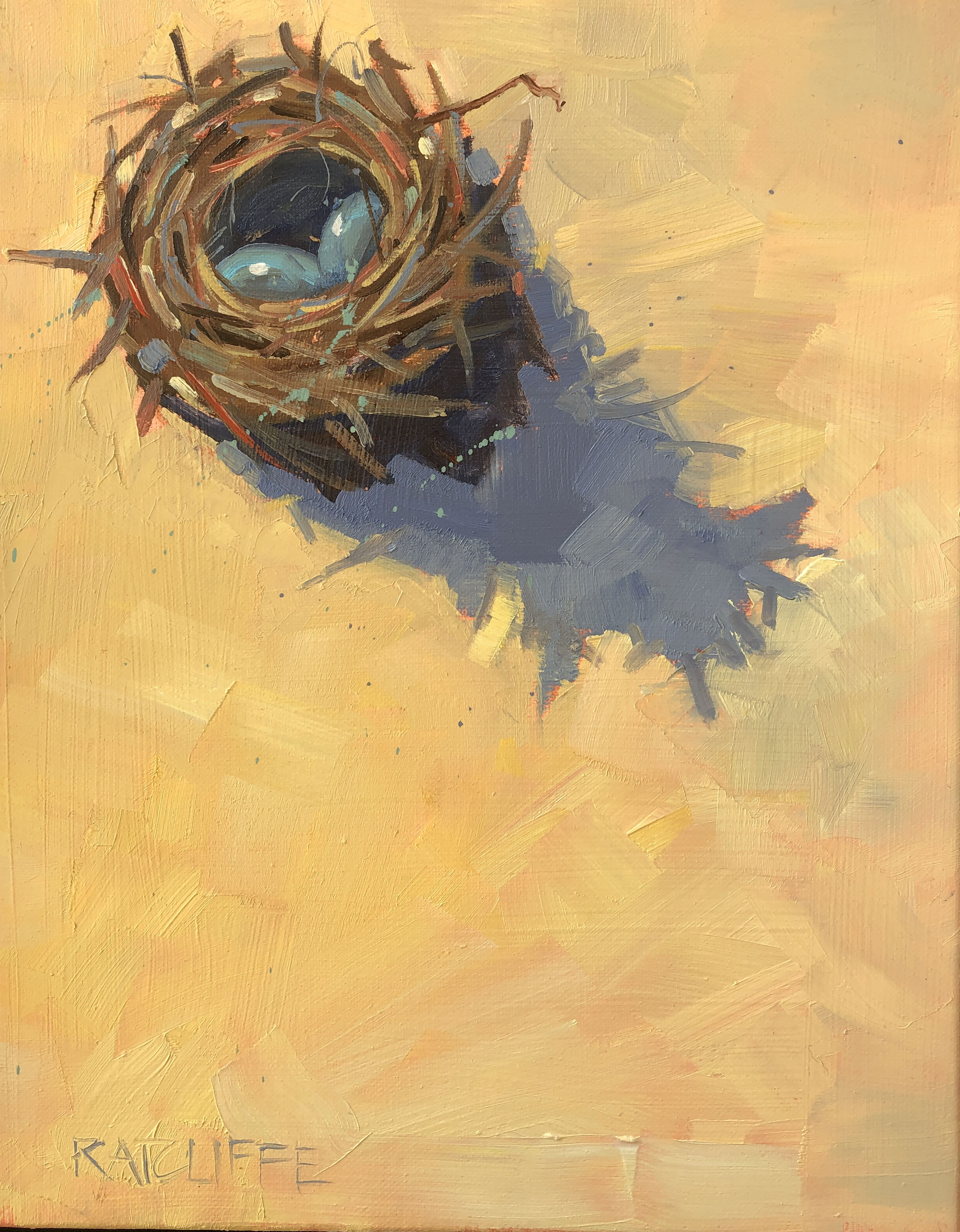 Love Nest 11x14 | $295