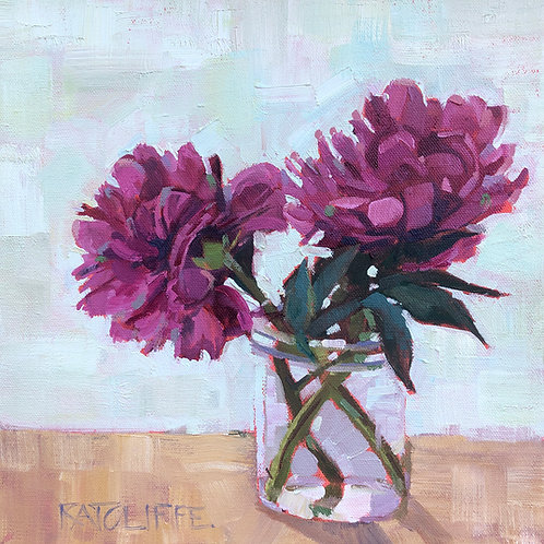 Pretty In Pink (Peonies)