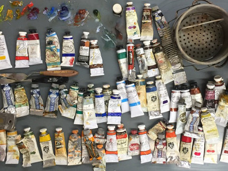 Full-day, In-person Painting Workshop