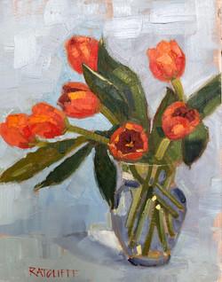 "Tulips I 11""x14"" | $195"