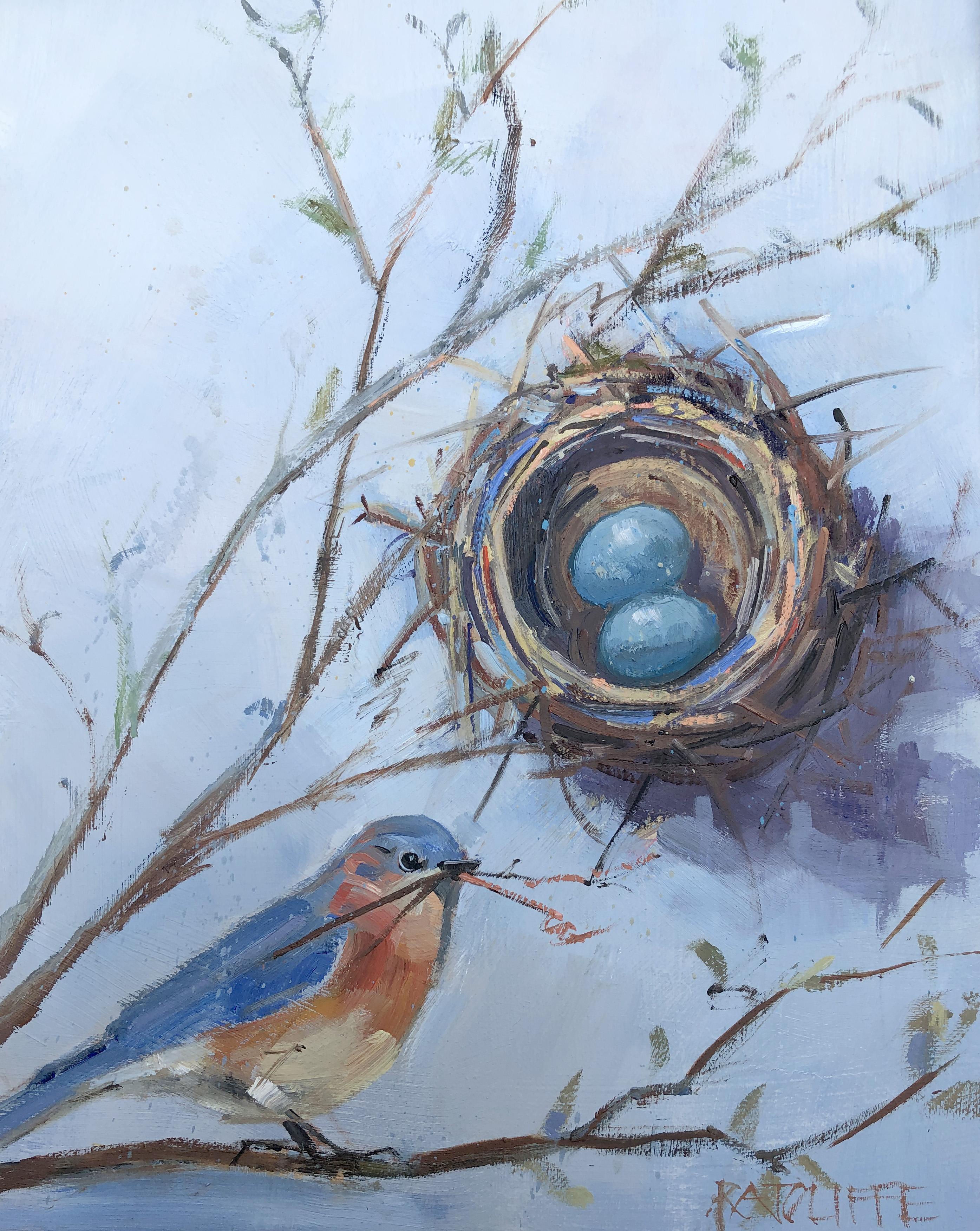 "Nesting 14""x11"" | $220"