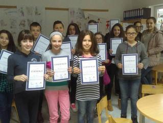 Peer support program u osnovnim školama Gnojnice i Ilići