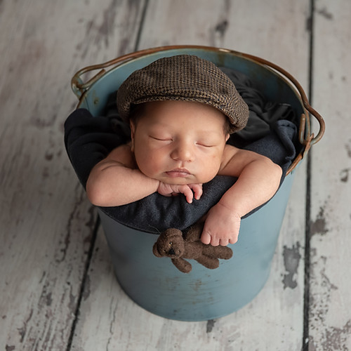 Liam Miller Newborn