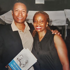 Lawrence Otis Graham and Kecia in 2006 a
