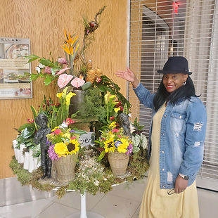 Aerobasoul - Kecia and Sherry's Floral D