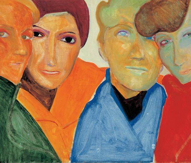 ארבע נשים בפילדלפיה