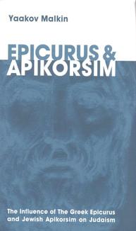 Epicurus & Apikorsim