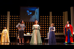 Top Girls @ The Huntington Theatre