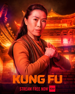 KUNG FU on The CW