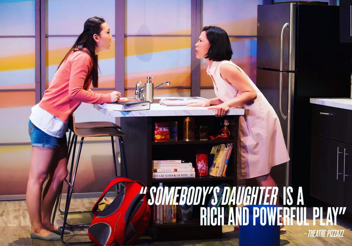 Somebody's Daughter by Chisa Hutchinson @ Second Stage