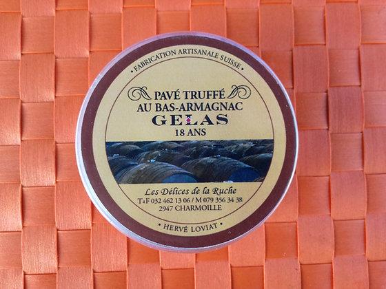 Chocolat Girolle Armagnac