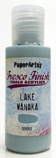 Lake Wanaka ~ Fresco Finish Chalk paint