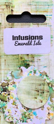 Emerald isle ~ Paperartsy infusions