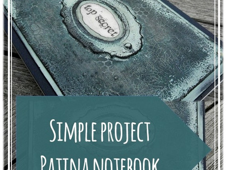 Simple project: Patina notebook