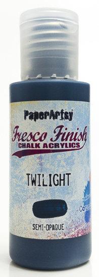 Twilight ~ Fresco Finish Chalk paint
