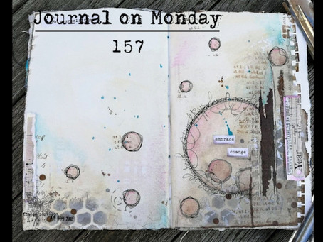 Journal on Monday: week 157