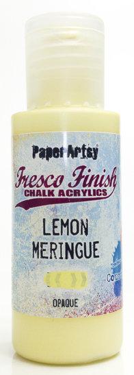 Lemon Meringue ~ Fresco Finish Chalk paint