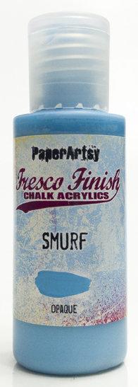 Smurf ~ Fresco Finish Chalk paint