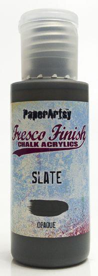 Slate ~ Fresco Finish Chalk paint