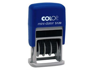 Colop s120 mini dater