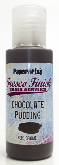 Chocolate Pudding ~ Fresco Finish Chalk paint