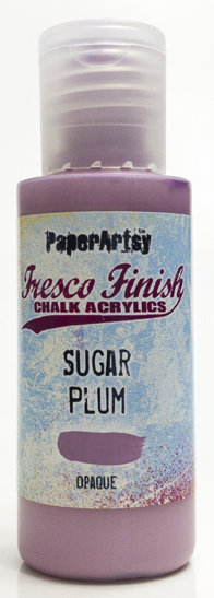 Sugar Plum ~ Fresco Finish Chalk paint