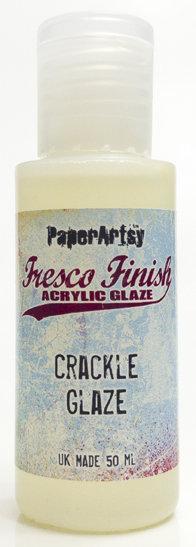 Crackle Glaze ~ Fresco Finish acrylic glaze