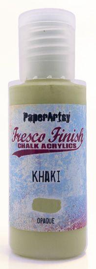 Khaki ~ Fresco Finish Chalk paint