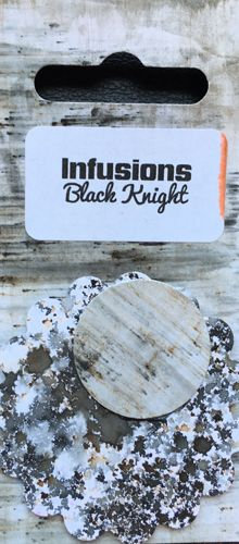 Black Knight ~ Paperartsy infusions