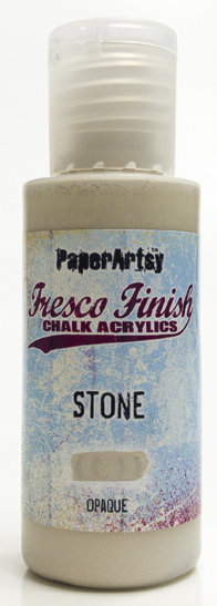 Stone ~ Fresco Finish Chalk paint