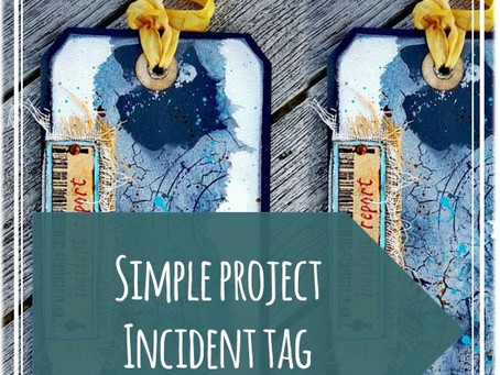 Simple project: Incident tag
