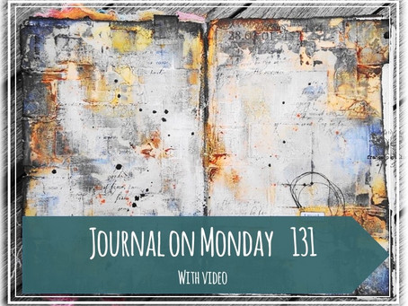 Journal on Monday: week 131