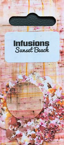 Sunset Beach ~ Paperartsy infusions