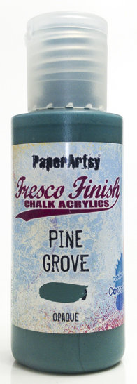 Pine grove~ Fresco Finish Chalk paint