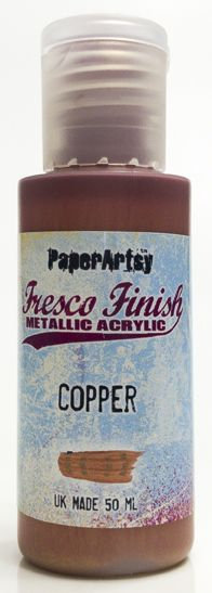 Copper ~ Fresco Finish Chalk paint