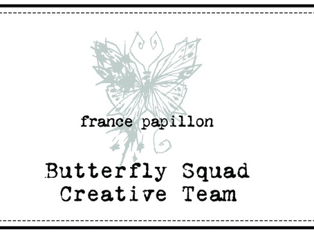 Butterfly Squad ct: welcome new team members!