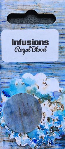 Royal Blood ~ Paperartsy infusions