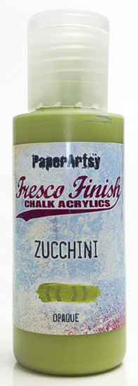 Zucchini ~ Fresco Finish Chalk paint