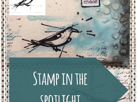 Stamp in the spotlight: Birdy