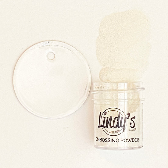 Wowzers White ~ Lindy's embossing powder