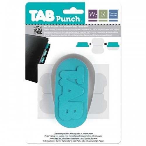 Tab punch ~We're Memory Keepers