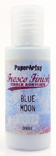 Blue moon ~ Fresco Finish Chalk paint