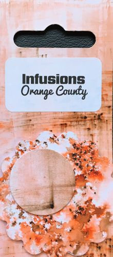 Orange County~ Paperartsy infusions
