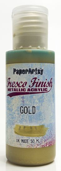 Gold ~ Fresco Finish Chalk paint