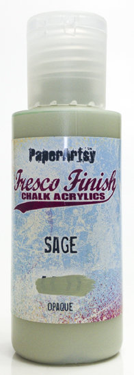 Sage ~ Fresco Finish Chalk paint