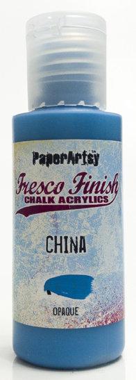 China ~ Fresco Finish Chalk paint